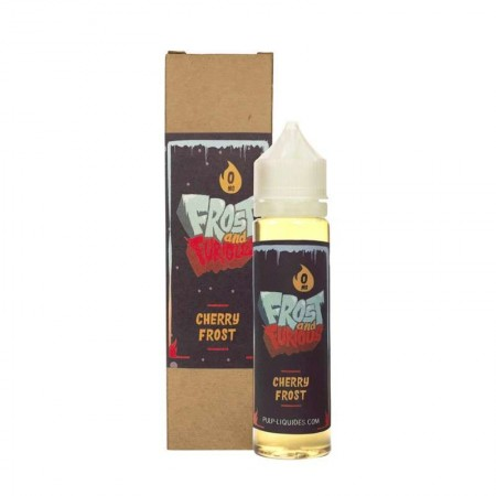 Cherry Frost  50ML EN 0MG- Frost & Furious by Pulp