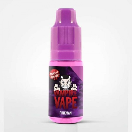 PINKMAN 10ML BY VAMPIRE VAPE