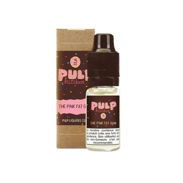 The Pink Fat Gum 10ML -  Pulp Kitchen by Pulp-e-clopevape