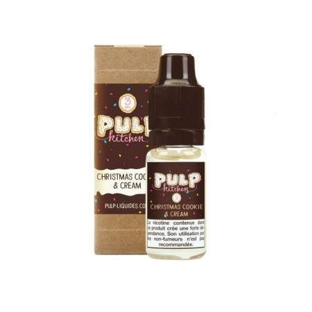 Christmas Cookie & Cream 10ML -  Pulp Kitchen by Pulp
