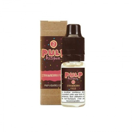 Strawberry Field 10ML -  Pulp Kitchen by Pulp