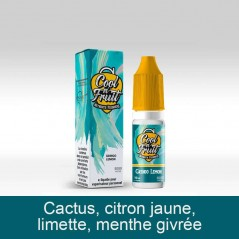 E-LIQUIDE GRINGO LEMON - COOL N'FRUIT -  ALFALIQUID