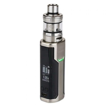 KIt WISMEC SINUOUS P80 avec kit Elabo Mini TC