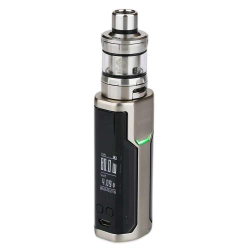 KIt WISMEC SINUOUS P80 avec kit Elabo Mini TC