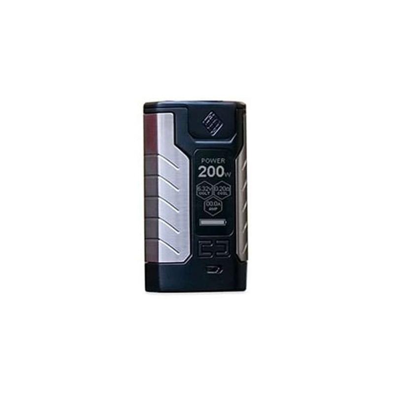 SINUOUS FJ200 - WISMEC