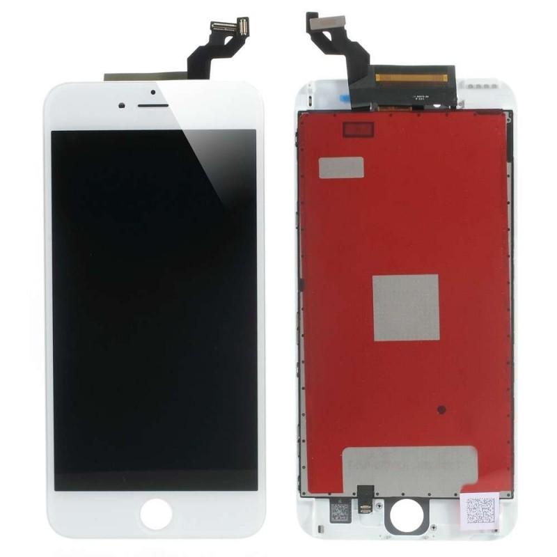 Ecran compatible - iPhone 6S - Blanc