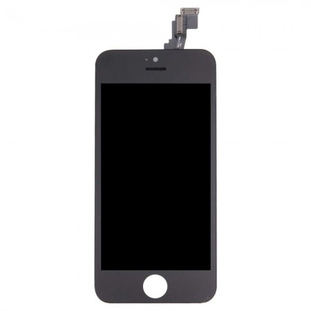 Ecran compatible - iPhone 5C - Noir