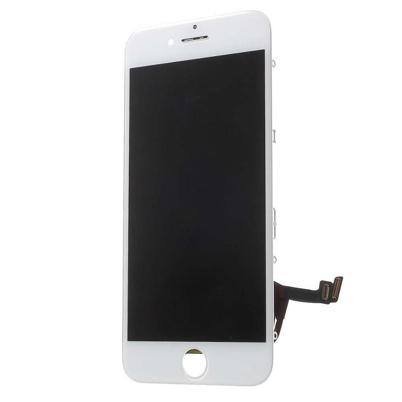 Ecran compatible - iPhone 7 Plus - Blanc