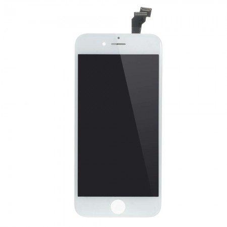 Ecran compatible - iPhone 6 Plus - Blanc