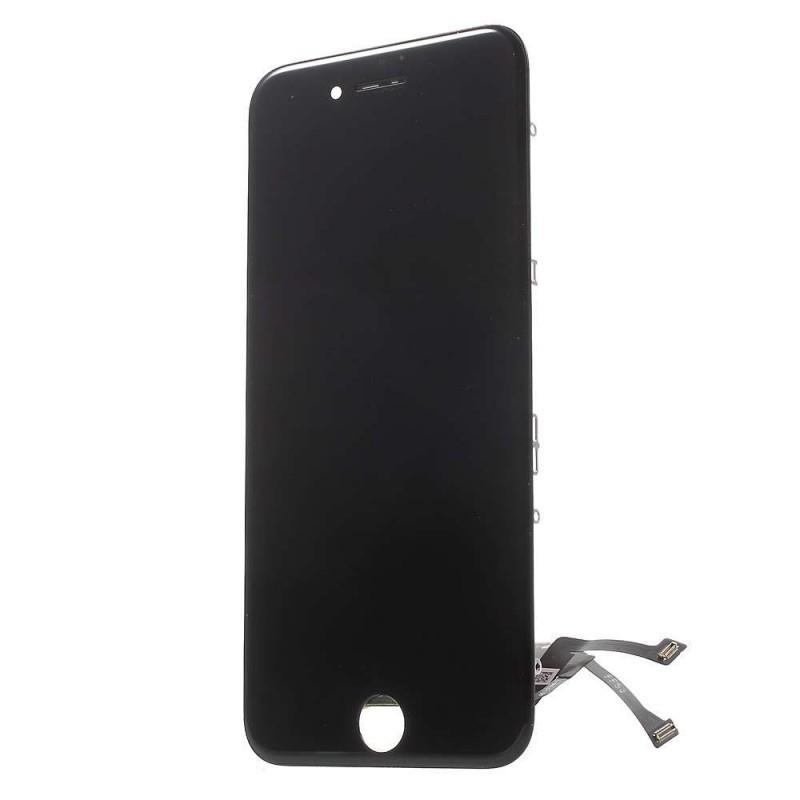 Ecran compatible - iPhone 8 Plus - Noir