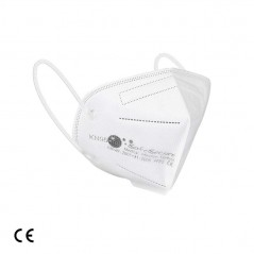 Masques Anti-poussière KN95 et Anti-virus Respirateur Facial (EN149: 2001 + A1: 2009 FFP2)
