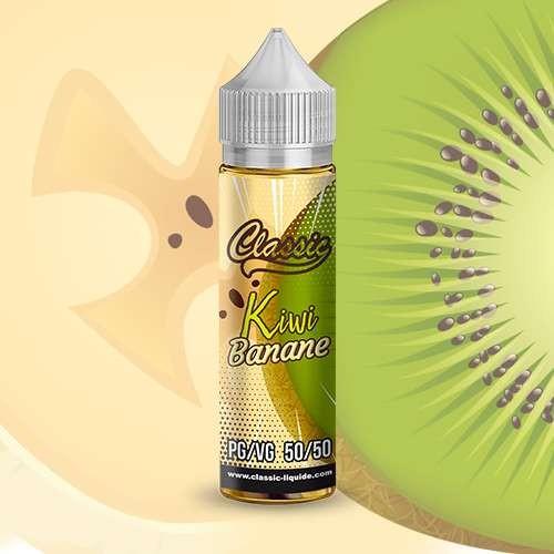 Kiwi banane Classic Liquide 50Ml
