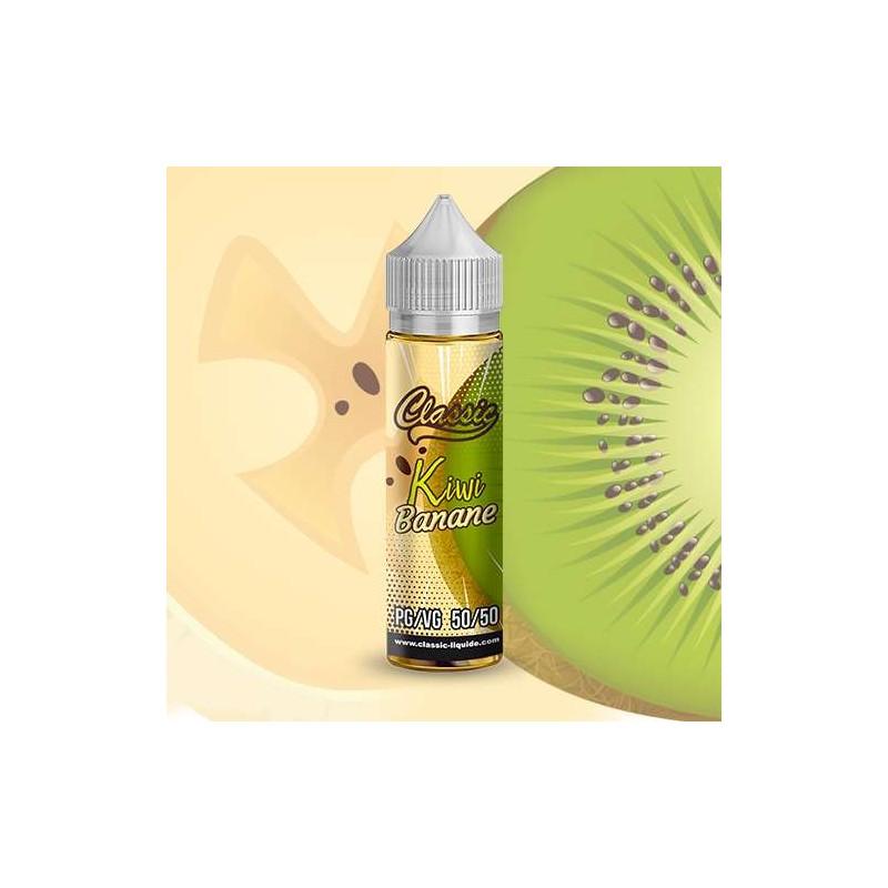 Kiwi banane Classic Liquide 50Ml-e-clopevape