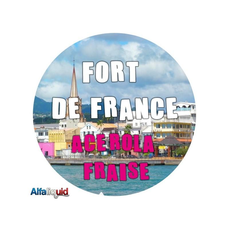 E-liquide Fort de France ALFALIQUID-e-clopevape