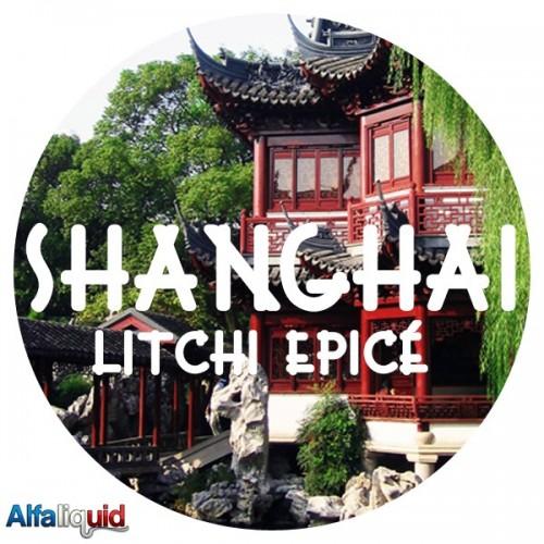 E-liquide Shanghai ALFALIQUID