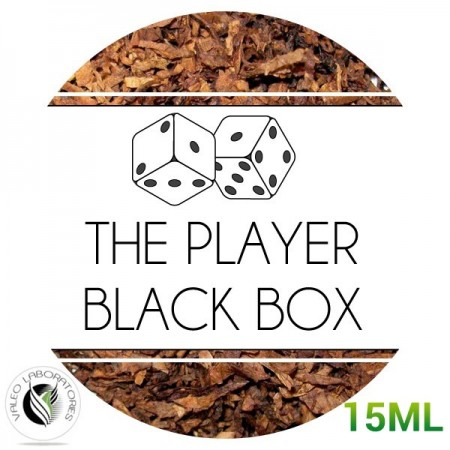 E-liquide the player | black box VALEO - e-clopevape