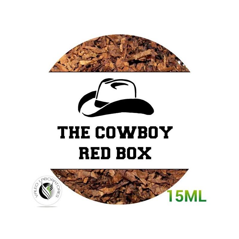 e-liquide the cowboy | red box VALEO - e-clopevape-e-clopevape