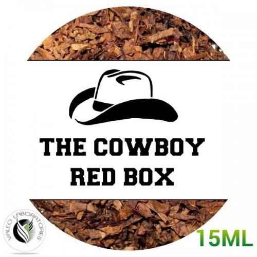 e-liquide the cowboy | red box VALEO
