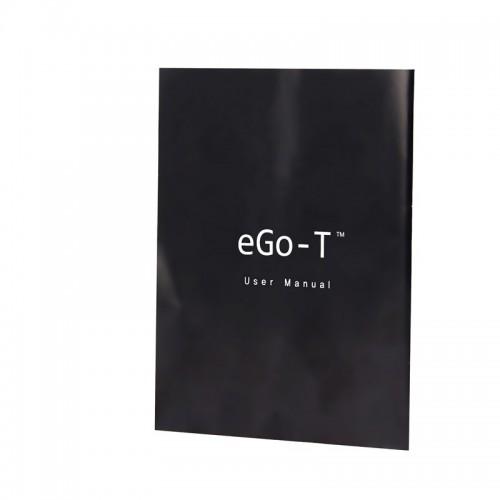 Kit duo eGo T - e-clopevape