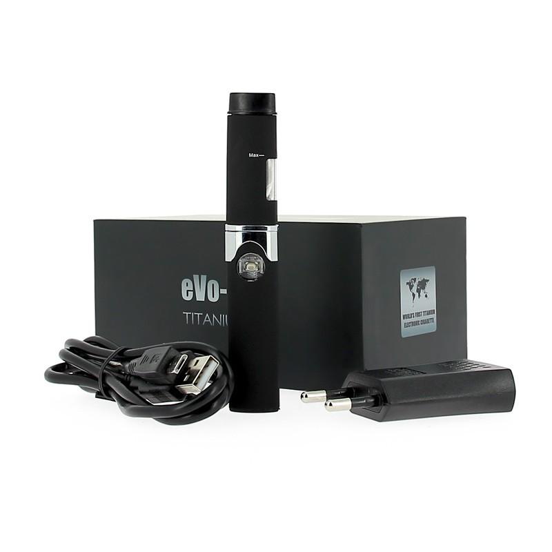Cigarette électronique EVO-Ti - e-clopevape-e-clopevape