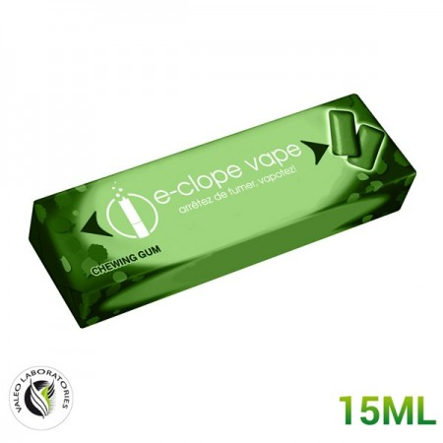 E-liquide chewing gum VALEO - e-clopevape