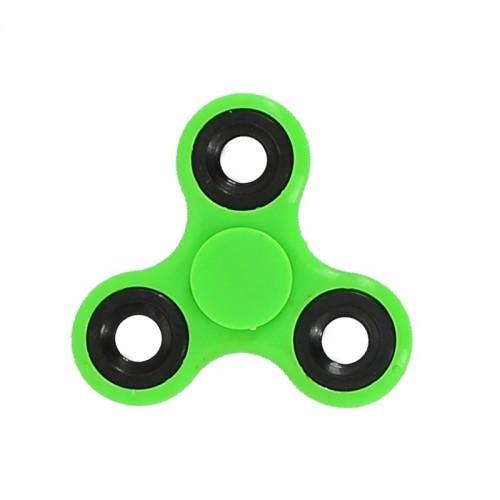 Hand SPINNER 3d anti-stress [couleur :Vert ]