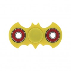 Hand SPINNER 3d BATMAN anti-stress [couleur :Jaune]