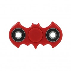 Hand SPINNER 3d BATMAN anti-stress [couleur :Rouge]