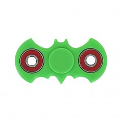 Hand SPINNER 3d BATMAN anti-stress [couleur :Vert]