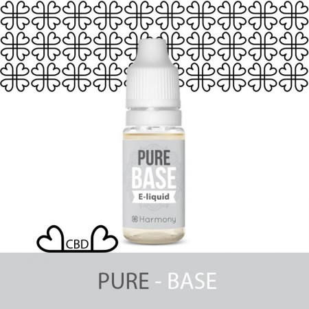 CBD PURE BASE e-clopevape