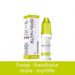 E-liquide fruits rouges ALFALIQUID