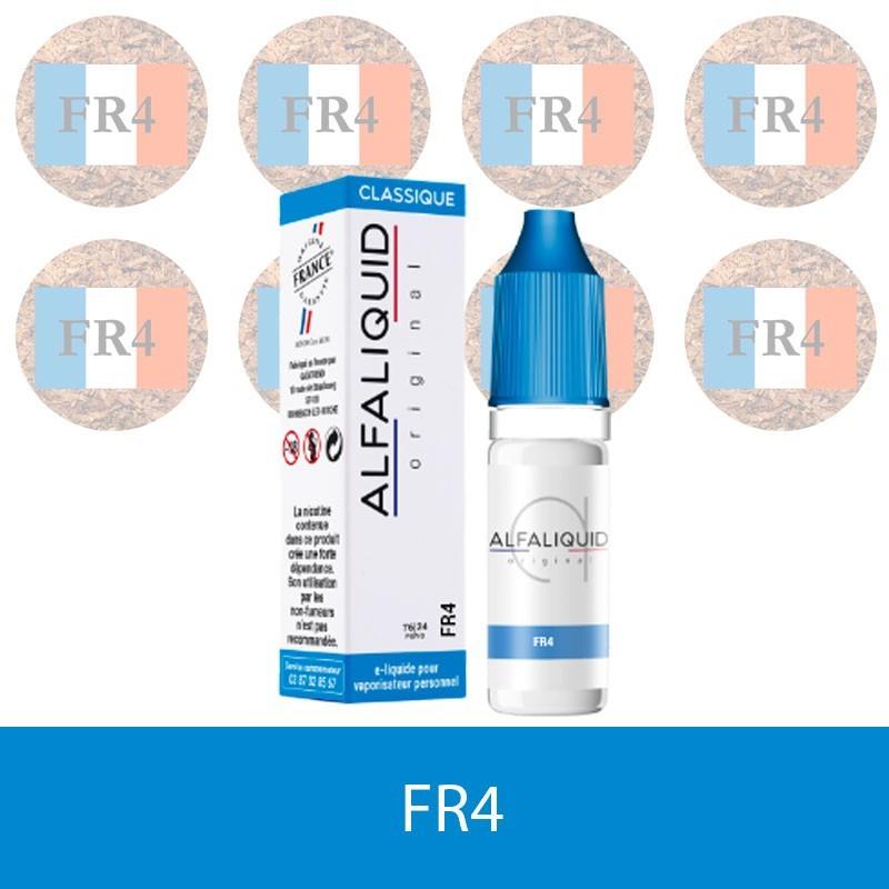 E-liquide FR4 ALFALIQUID - e-clopevape