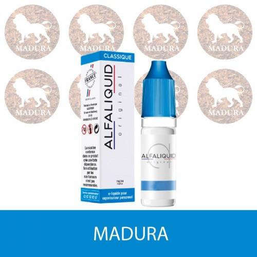 E-liquide Madura ALFALIQUID
