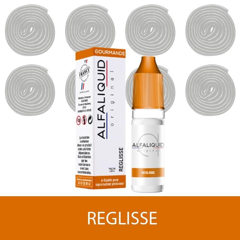 E-liquide Réglisse ALFALIQUID - e-clopevape-e-clopevape
