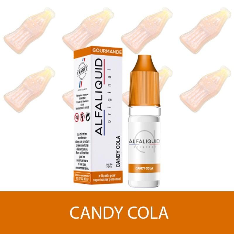 E-liquide CANDY COLA ALFALIQUID - e-clopevape-e-clopevape