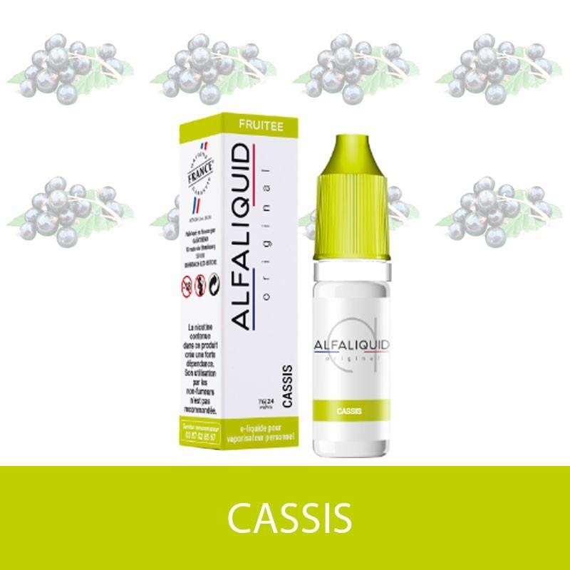 E-liquide cassis alfaliquid - e-clopevape-e-clopevape