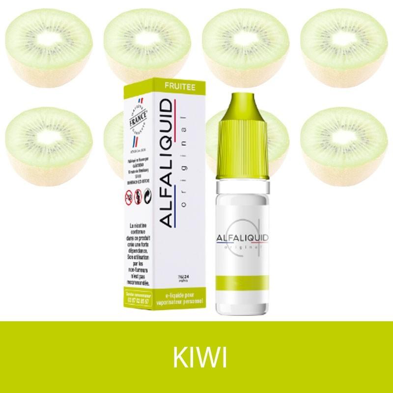 E-liquide Kiwi ALFALIQUID - e-clopevape-e-clopevape