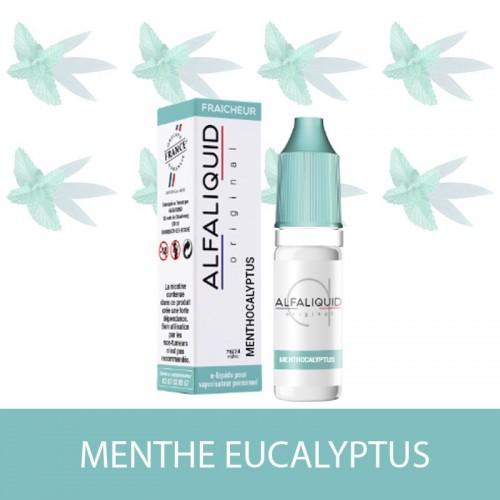 E-liquide Menthe Eucalyptus ALFALIQUID