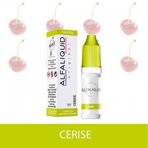 E-liquide Cerise ALFALIQUID