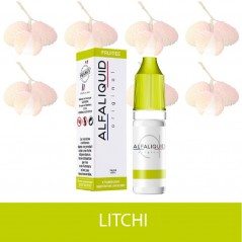 E-Liquide Litchi Alfaliquid