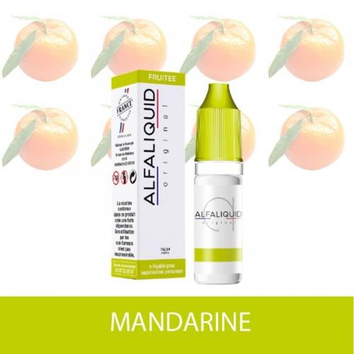 E-liquide Mandarine ALAFLIQUID