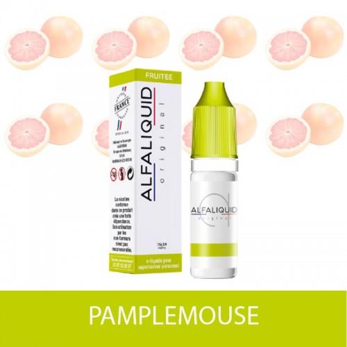 E-liquide Pamplemouse ALFALIQUID
