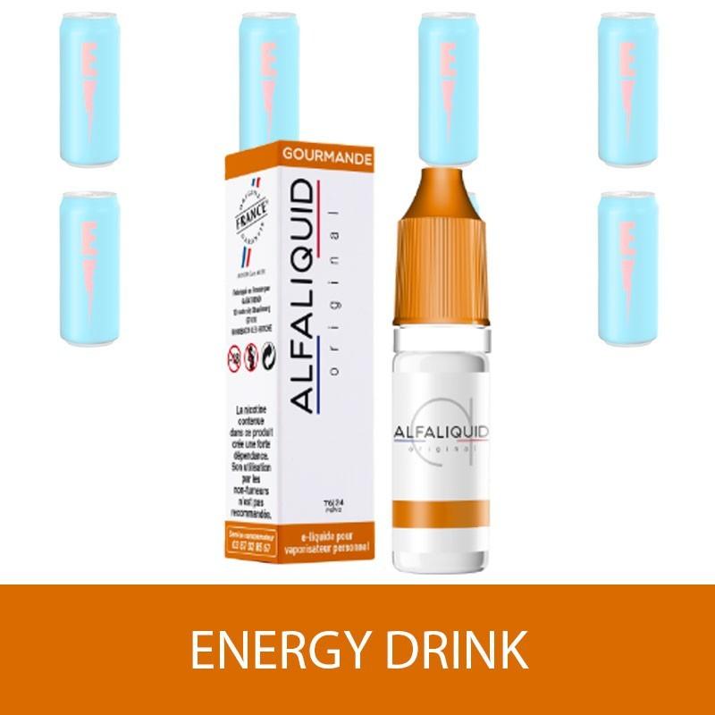 IMAGE E-LIQUIDE ENERGY DRINK  ALFALIQUIDE - e-clopevape-e-clopevape