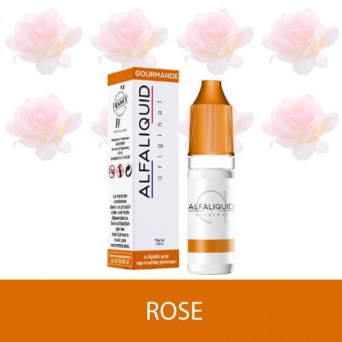 E-liquide Rose ALFALIQUID