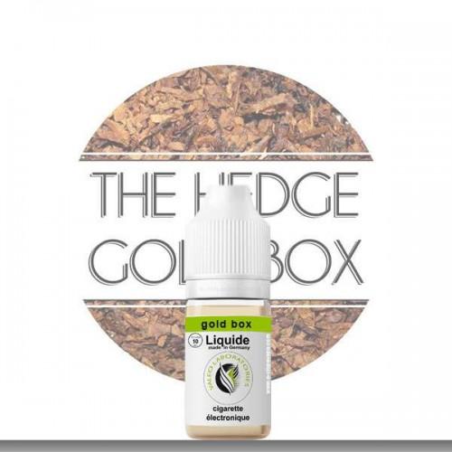 E-Liquide The Hedge | Gold Box Valeo