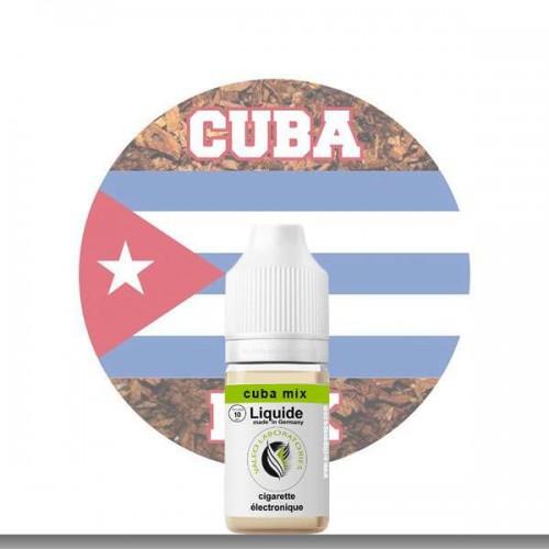 E-liquide Cuba Mix VALEO