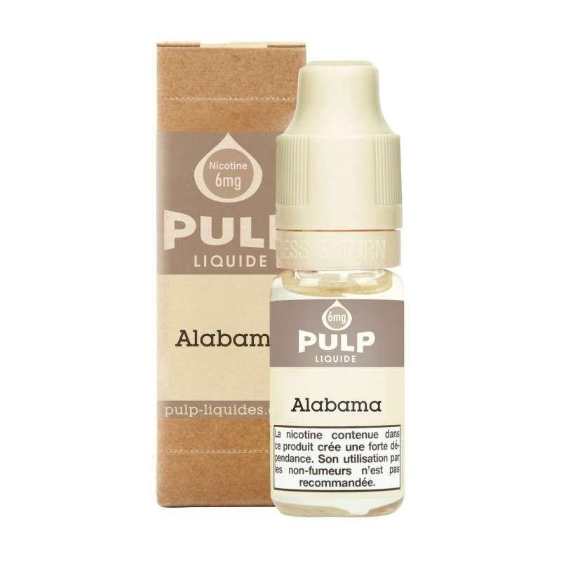 Image e-liquide Alabama Pulp