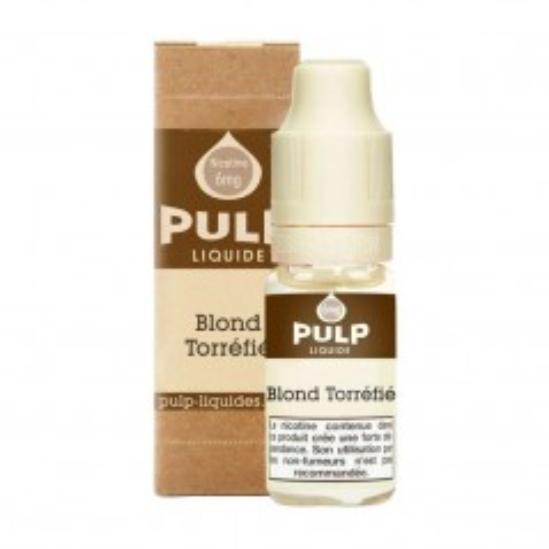 E-liquide Blond Torrefie Pulp
