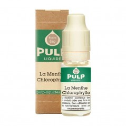 Image E-liquide La Menthe Chlorophylle Pulp