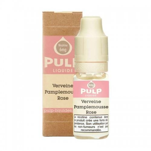 E-liquide Verveine Pamplemousse Rose Pulp